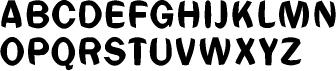 文字のフォント・書体-19
