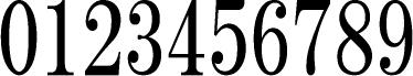 数字のフォント・書体-01