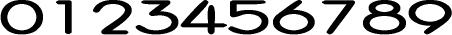数字のフォント・書体-07
